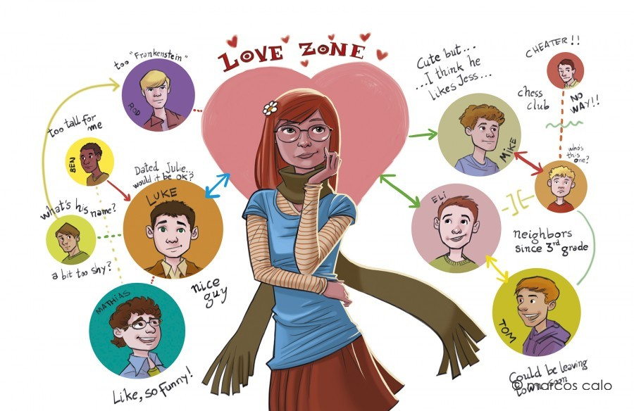 MARCOS CALO: Illustration, Editorial Artist, Children\'s Book ...