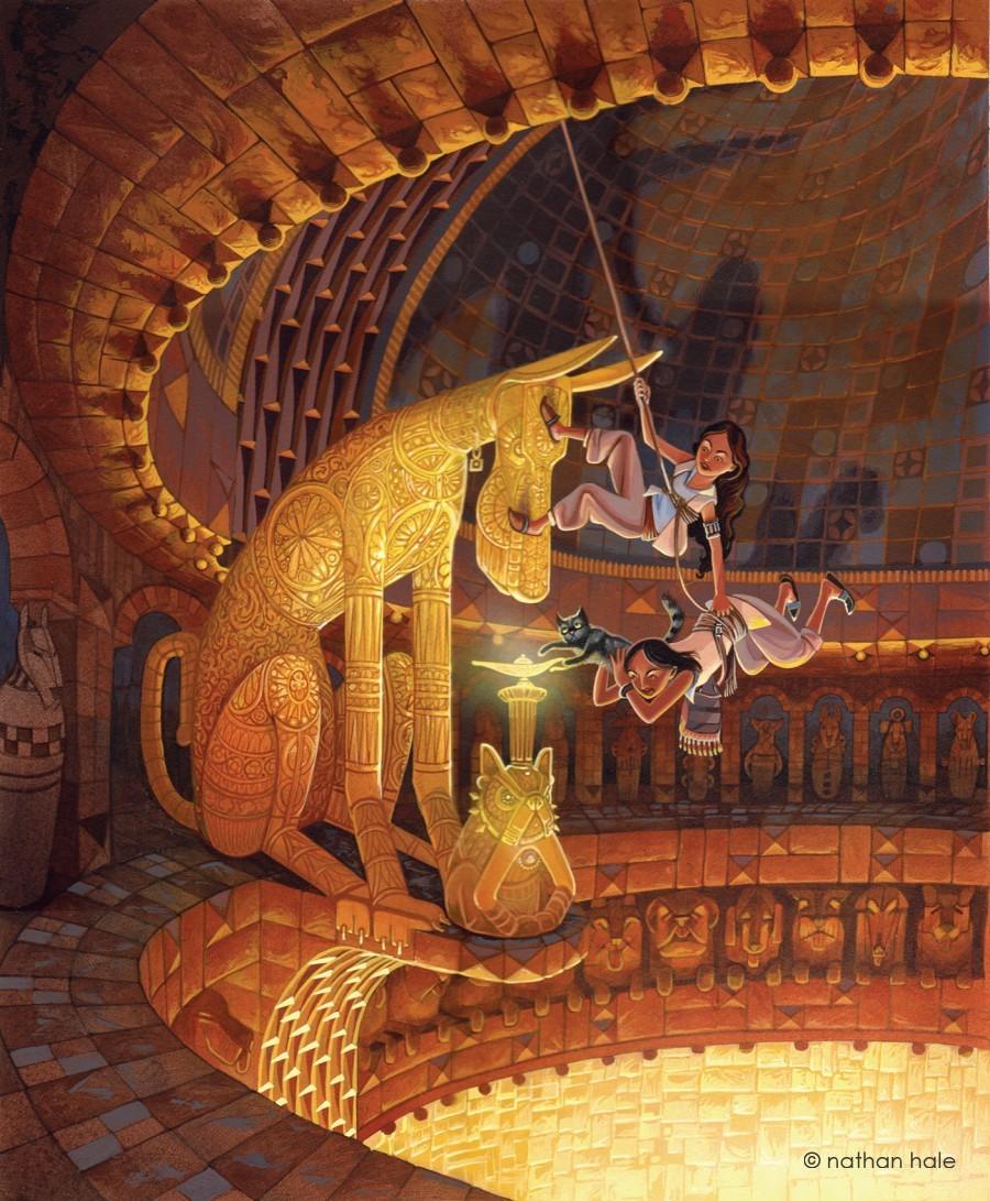 Nathan Hale Children S Book Illustrator Traditional