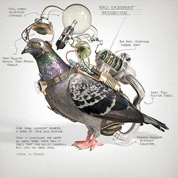 Illustration by PETER BOLLINGER