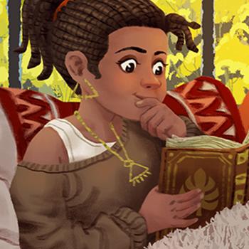 Illustration by C. B. CANGA