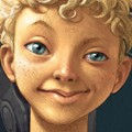 ANTONIO JAVIER CAPARO is an illustrator who create this illustration of a young boy