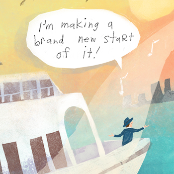 Illustration by JANA CHRISTY