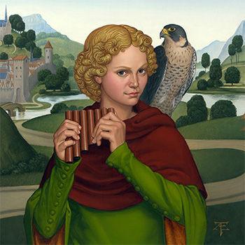 Illustration by TRISTAN ELWELL