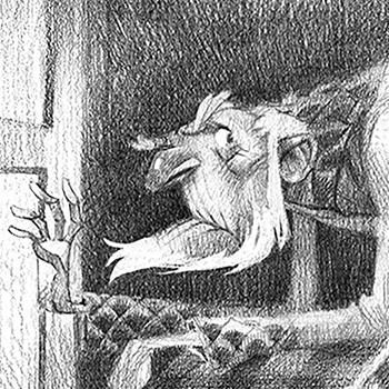 Illustration by VALERIO FABBRETTI