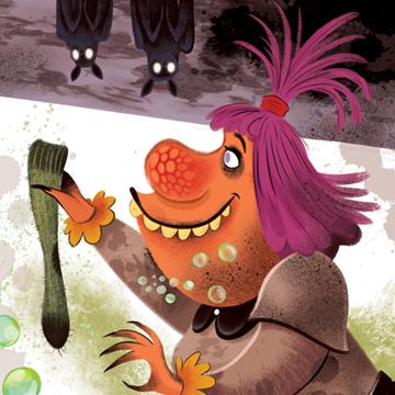 Illustration by GERALD GUERLAIS