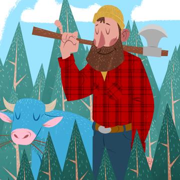 Illustration by JEFF HARVEY