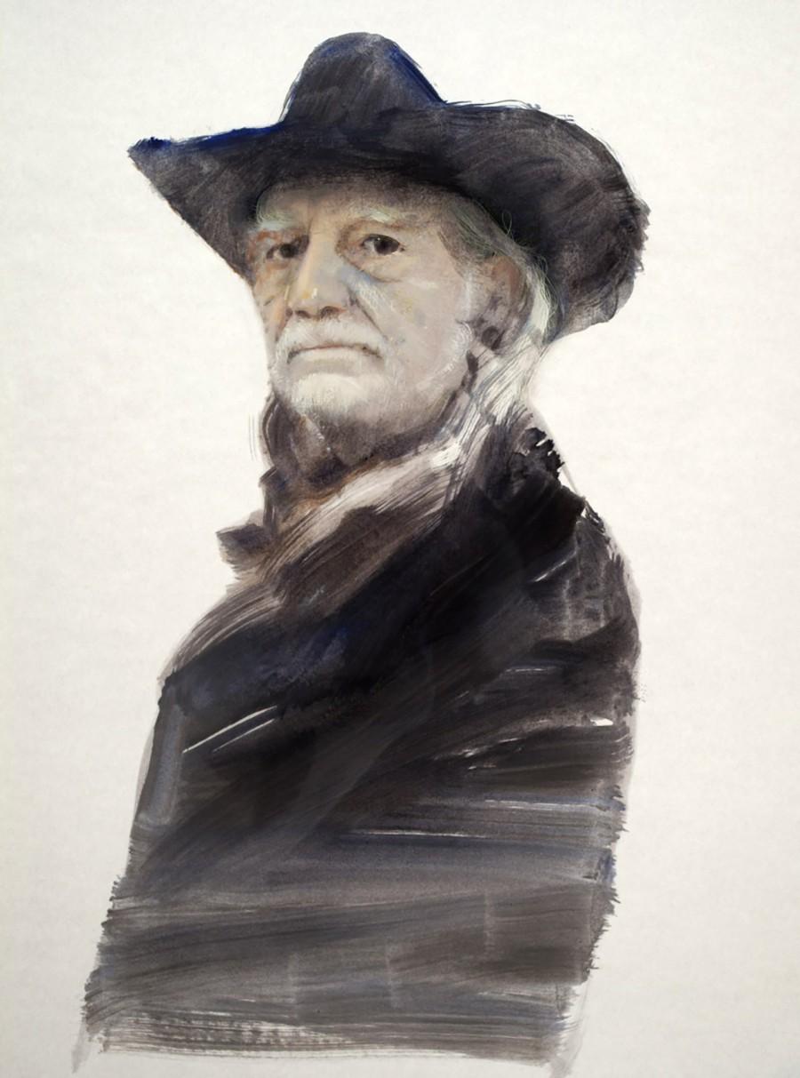 robert hunt  illustrator  book cover artist  painter