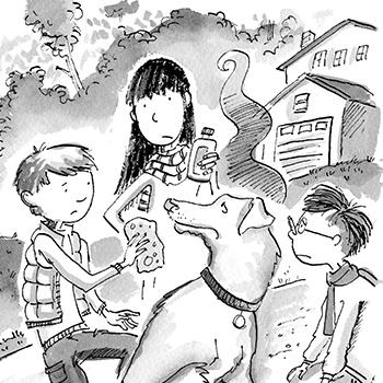 Illustration by KATIE KATH
