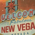 Michael Koelsch is an award winning illustrator, graphic designer, commercial artist, and digital artist whose created this retro poster art of  vegas