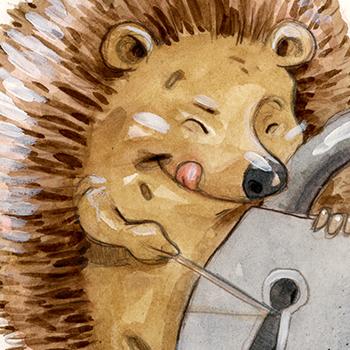 Illustration by DAVID LEONARD