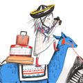 Illustration by MERRILEE LIDDIARD
