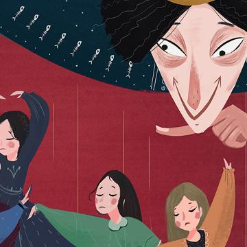 Illustration by ZHEN LIU