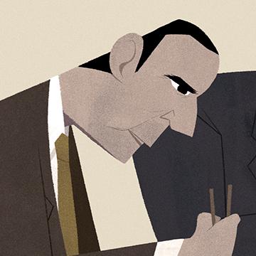 Illustration by TOSHI NAKAMURA