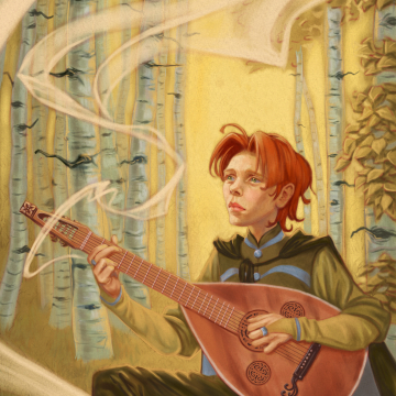 Illustration by KATE STRANGER