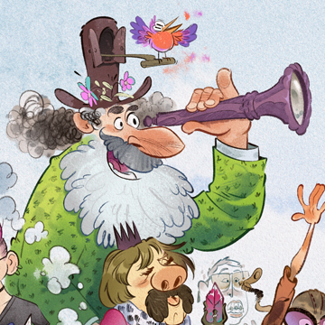 Illustration by BENJI WILLIAMS
