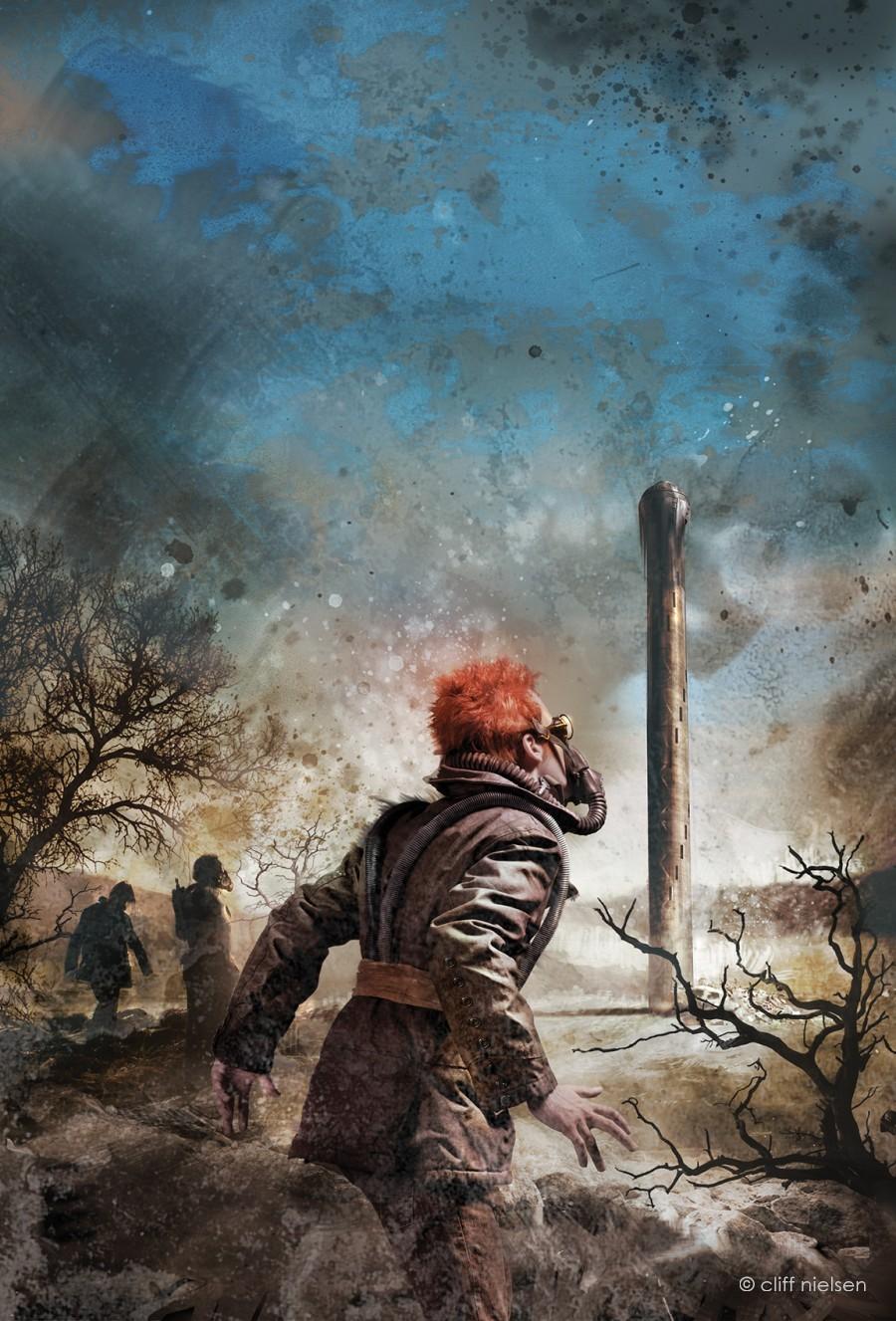 Cliff Nielsen Sci Fi And Fantasy Illustrator Graphic Novel Artist Designer