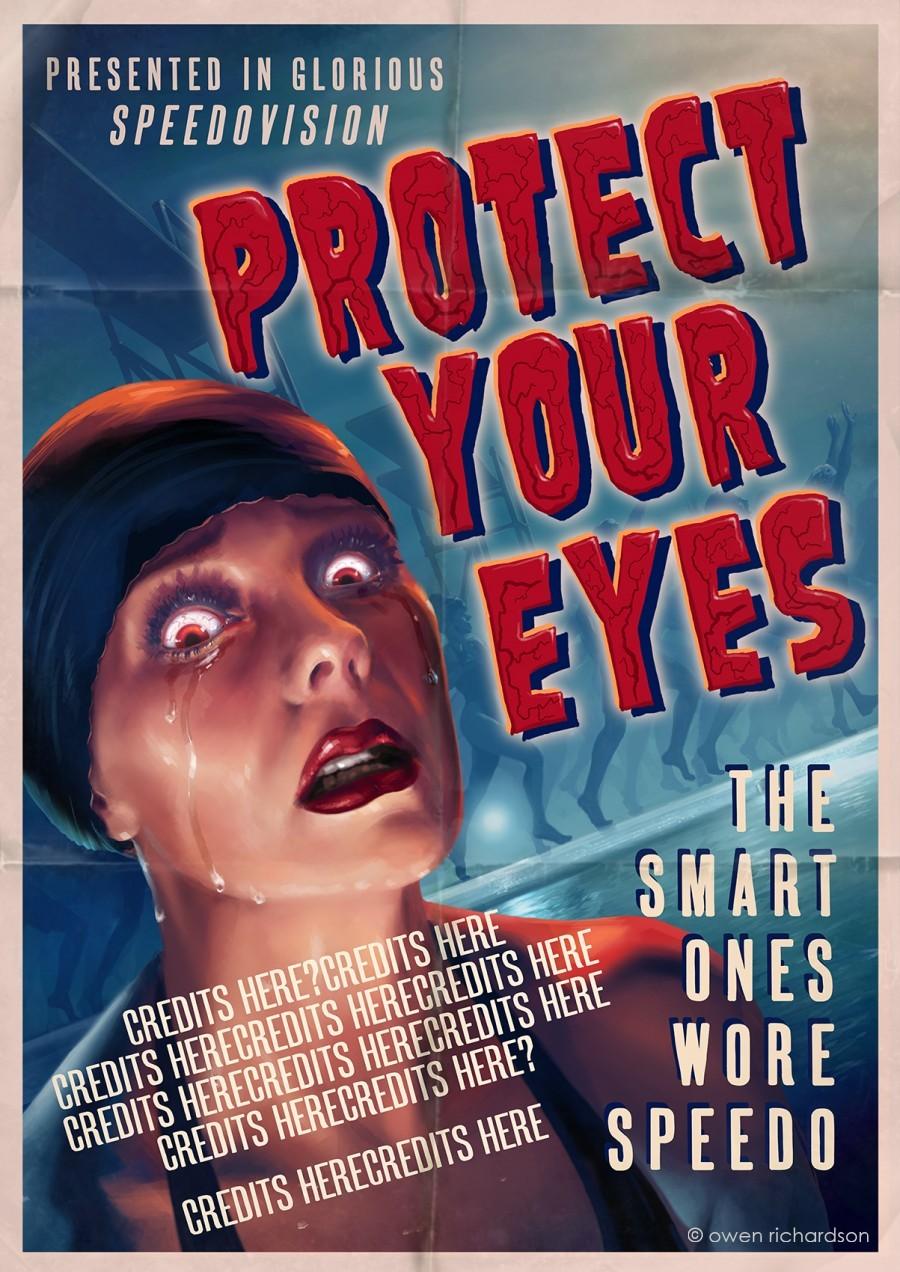 Owen Richardson Illustrator Retro Art Poster Art Film Posters