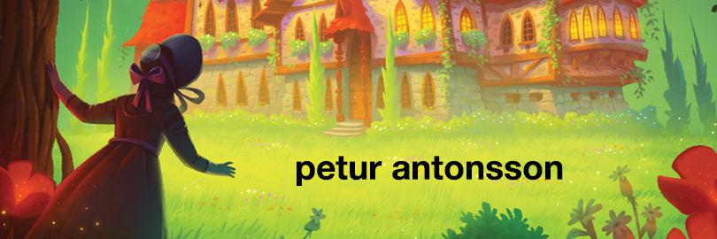 PETUR ANTONSSON